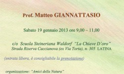 10 conferenza dott.Giannattasio 2013